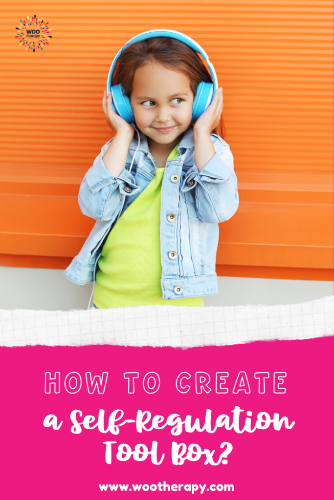 Find tools and strategies to create a self-regulation tool box for your child.