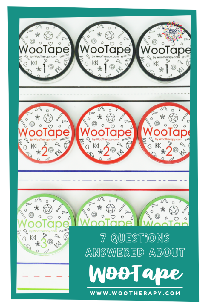 7 Questions answered about WooTape