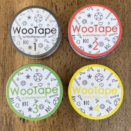 Mini Mix bundle of all 4 WooTapes
