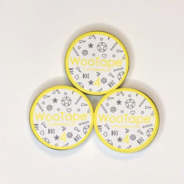 3 pack of WooTape 4