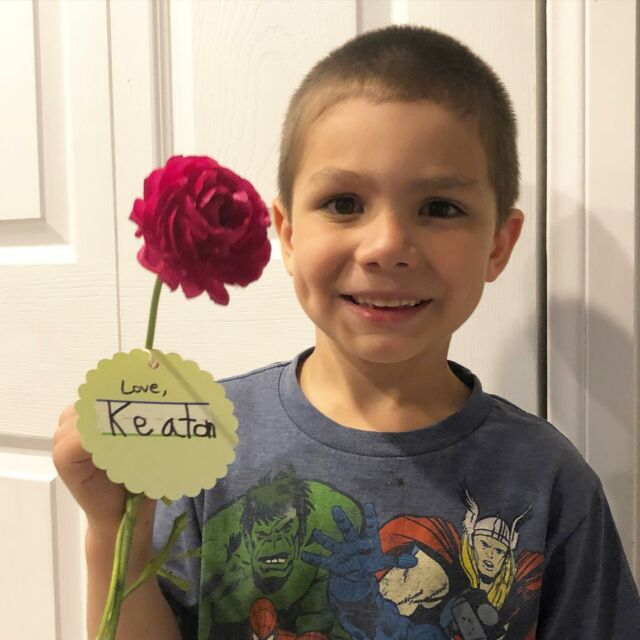 💕 HAPPY TEACHER APPRECIATION WEEK!! 💕  I'm so very appreciative of every teacher I've been educated by, those I work with  daily, and especially those who have started cultivating a love for learning in my little ones!! This flower is for you 🌺💕  Also, huge shout out to this sweet boy who is blossoming in his writing development. He loves being independent in all coloring, drawing, and writing tasks but acknowledges the significant support WooTape offers him to maintain his sizing, placement, and proportions!! 🥳 so proud of him!!  Drop the name of a teacher you will always remember and appreciate!! 👩🏫📚📝