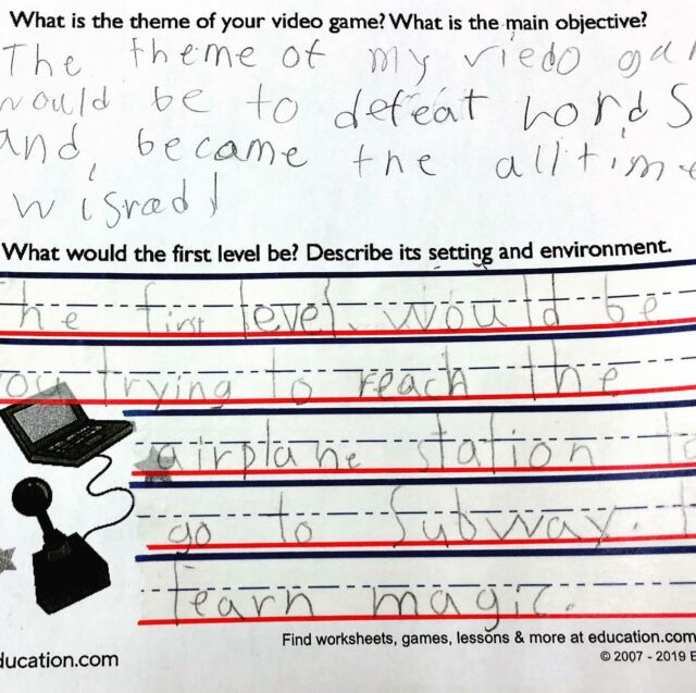 """SHARE with a friend if you like ✨MAGIC✨  Here is one of my favorite (and early) examples of WooTape's instant improvements in letter sizing, placement, and proportions. Sure, the writing is """"legible"""" before, but to see the improved consistency is something I think ALL teachers strive for. Don't you?!  #TeacherTips #HandwritingHelp #ImproveHandwriting #WooTape #TeachersSupportTeachers"""