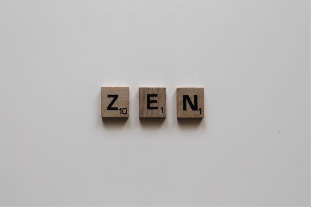 Self-regulation is a lot like zen; operating at optimal arousal with a spirit of peace and calm yet alert.